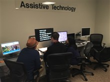 Adaptive Technology Lab at CCBVI